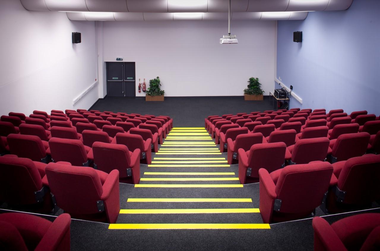 Newcastle BSF auditorium